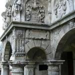 renesansowe krużganki - Nawojów (źródło zdjęcia i więcej informacji:  wikipedia.pl)