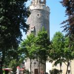 wieża Bracka - Lubań