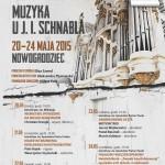 """Coroczny festiwal muzyczny """"Muzyka u  J.I. Schnabla"""""""