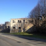 Ruiny klasztoru